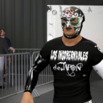 WWE2kシリーズで鈴木軍 VS ロスインゴ