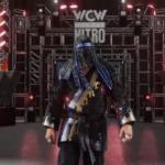 WWE2k18でムタをクリエイト(NWO版)