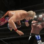 ケニー・オメガVSオカダカズチカ(WWE2K18) その③