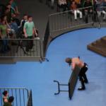 ケニー・オメガVSオカダカズチカ(WWE2K18) その⑥