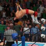 スランプから復帰した95年当時の武藤敬司(CAW)をクリエイトして破壊王に挑んでみた(WWE2K18) その⑤