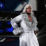 WWE2K18的リック・フレアーの兵法