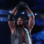 WWE2k19で秘策を用いてAJスタイルズに挑む! 前半