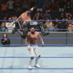WWE2k19で秘策を用いてAJスタイルズに挑む! その②