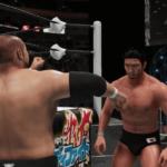 ザ・レスラー柴田勝頼!WWE2k19で柴田勝頼VS石井智宏! その②