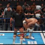 WWE2k19で飯伏&ケイオス組VSハポン軍 8人タッグマッチ! その②
