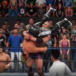 WWE2k19で飯伏&ケイオス組VSハポン軍 8人タッグマッチ! 完