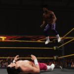 WWE2k19でジェイ・ホワイトVSベルベティーン・ドリーム!その②
