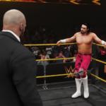WWE2k19でジェイ・ホワイトVSベルベティーン・ドリーム!その③ 完