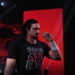 WWE2k19でジェイ・ホワイトVSベルベティーン・ドリーム!その①