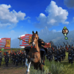 Total War THREE KINGDOMS をプレイ! 博望坡の戦い(劉備軍VS曹操軍) その1