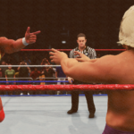 WWE2k20でハルク・ホーガンVSリック・フレアー その①
