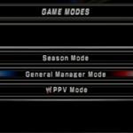 Smack Down VS RAW 2007(エキプロ)GMモードを奏でる!序章