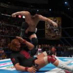 内藤哲也 VS KENTA IWGP&インターコンチ2冠の前哨戦!(FPW&WWE2k19)