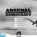Steam版HoI2の拡張版AOD(Arsenal of Democracy)の日本語化手順を解説!