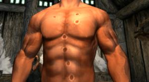 スカイリム的北斗の拳!胸に七つの傷を持つ漢・・・!