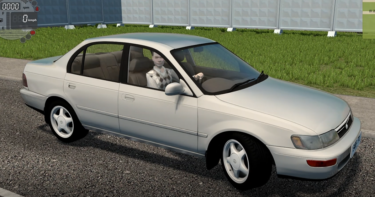 City Car Drivingを紹介!(MODで日本車も運転できる!)