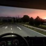 Euro Truck Simulator 2をプレイ!(初めての配達編)