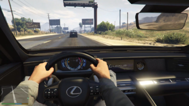 GTA5にMODを入れて遊ぼう!車両MOD(Add-On版)&ナンバープレートMODの導入手順を解説!